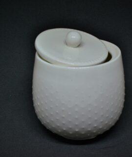 Açucareiro de porcelana