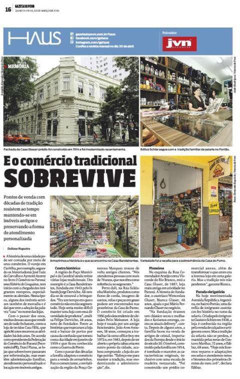 Materia na Gazeta