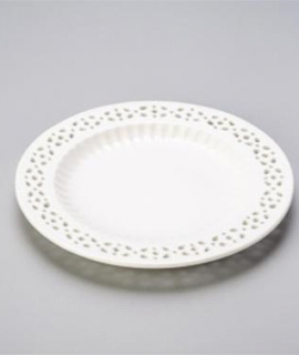 Prato de sobremesa Porcelana