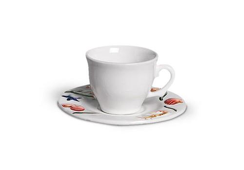 Xícara de Café com Pires